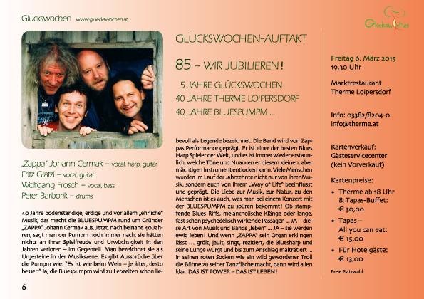 Bluespumpm Therme Loipersdorf